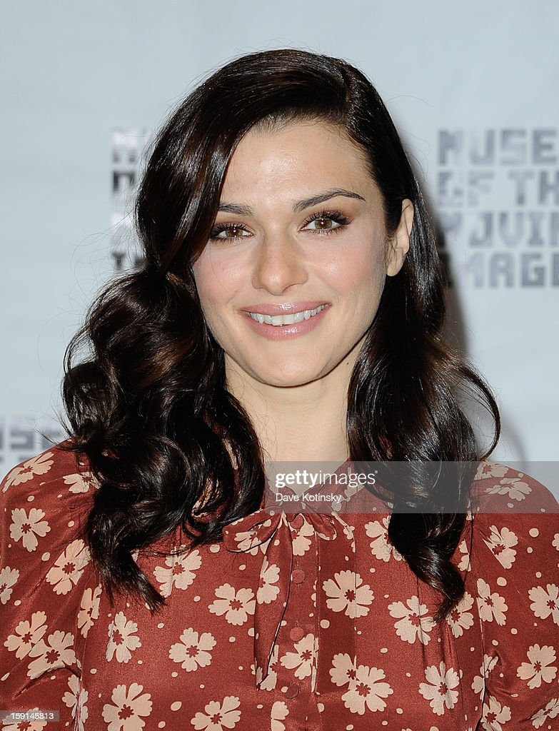 Rachel Weisz attends 'The Deep Blue Sea' New York Screening at Museum of the Moving Image on January 8, 2013 in New York City.