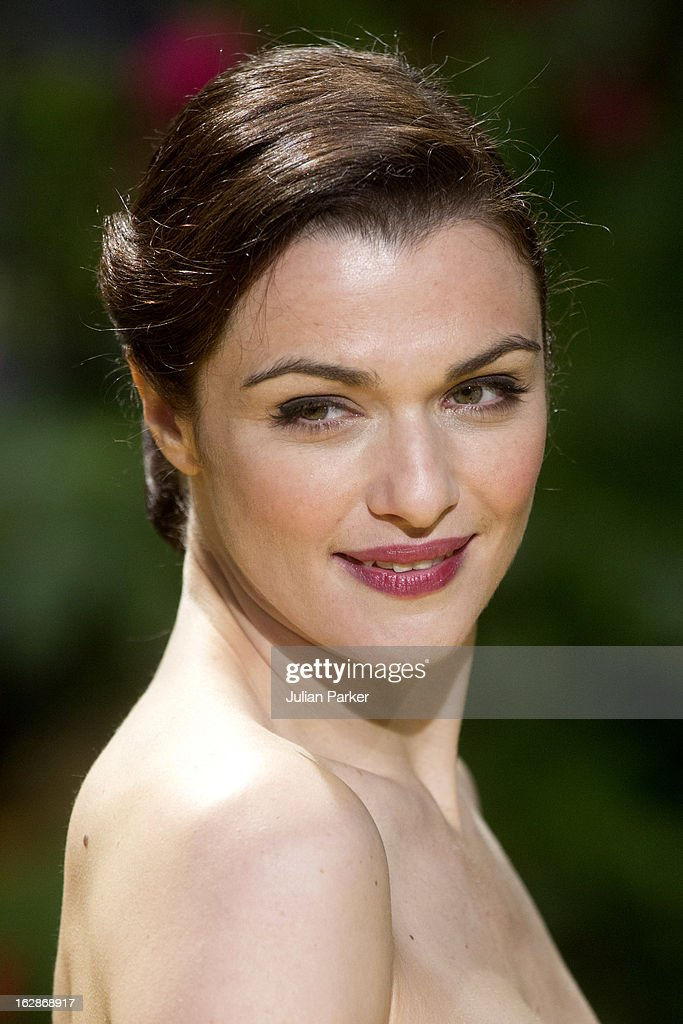Rachel Weisz attends the European Premiere of 'Oz: The Great and Powerful' at the Empire Leicester Square on February 28, 2013 in London, England.
