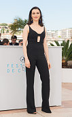 Rachel Weisz attends the 'Lobster' Photocall during the 68th annual Cannes Film Festival on May 15 2015 in Cannes France