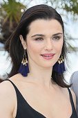 Rachel Weisz attends the 'The Lobster' photocall during the 68th annual Cannes Film Festival on May 15 2015 in Cannes France