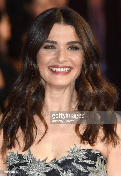 Rachel Weisz attends the World Premiere of 'My Cousin Rachel' at Picturehouse Central on June 7 2017 in London England