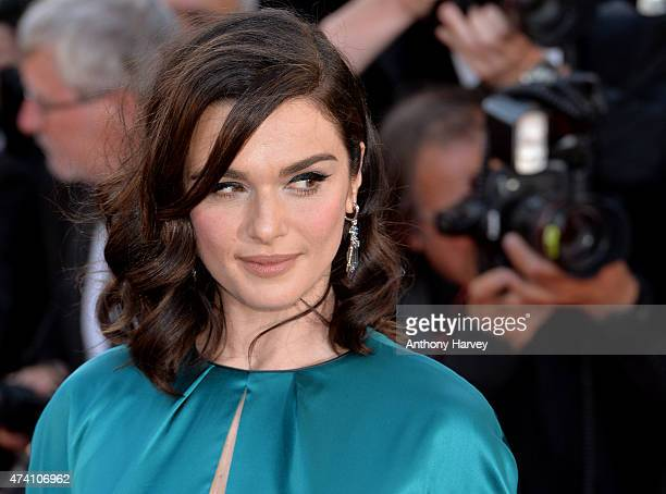 Rachel Weisz attends the 'Youth' premiere during the 68th annual Cannes Film Festival on May 20 2015 in Cannes France