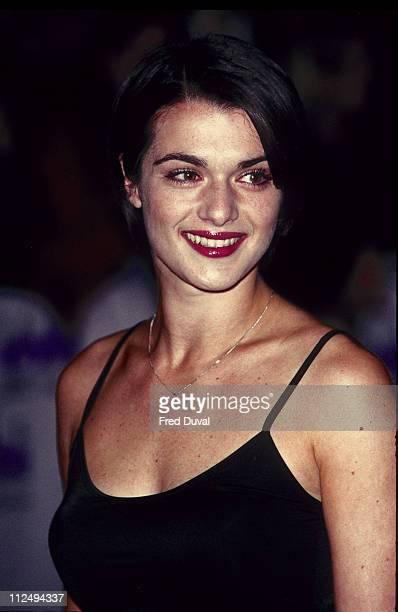 Rachel Weisz during 1999 Elle Style Awards in London Great Britain