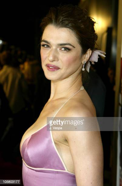 Rachel Weisz during 'Runaway Jury' Los Angeles Premiere Red Carpet at Cinerama Dome in Hollywood California United States