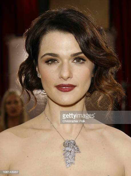 Rachel Weisz during The 79th Annual Academy Awards Red Carpet at Kodak Theatre in Hollywood California United States