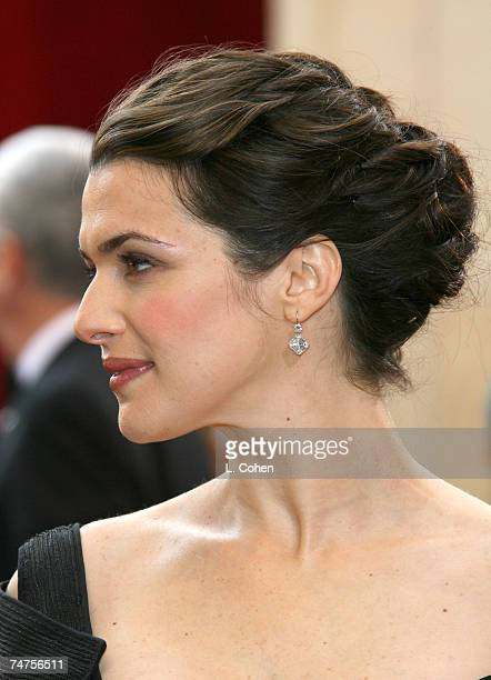 Rachel Weisz nominee Best Actress in a Supporting Role for The Constant Gardener at the Kodak Theatre in Hollywood California