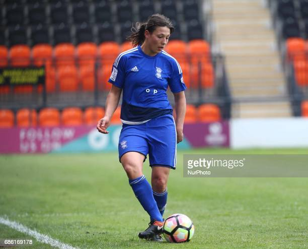 Rachel Williams of Birmingham City LFC during Women's Super League 1 Spring Series match between Arsenal Ladies against Birmingham City Ladies at The...