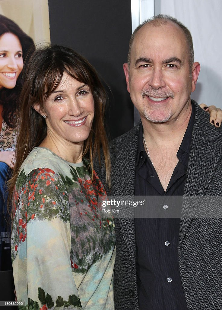 Rachel Winter and Terry Winter attend 'Enough Said' New York Screening at Paris Theater on September 16, 2013 in New York City.