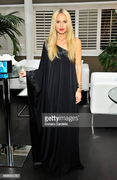Rachel Zoe and A Pea In The Pod celebrate maternity collaboration at Chateau Marmont on March 17 2015 in Los Angeles California