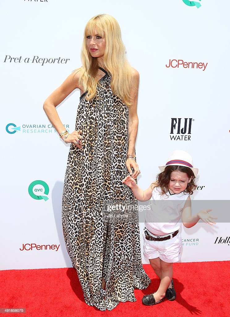 Rachel Zoe And Molly Sims Host Ovarian Cancer Research Fund's Inaugural Super Saturday LA