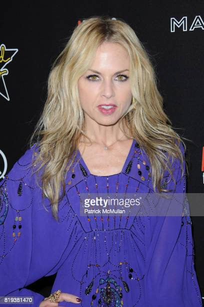 Rachel Zoe attends 3rd Annual PreOscar Hollywood DOMINO Gala Benefiting Artists for Peace and Justice at BAR 210 on March 4 2010 in Beverly Hills...
