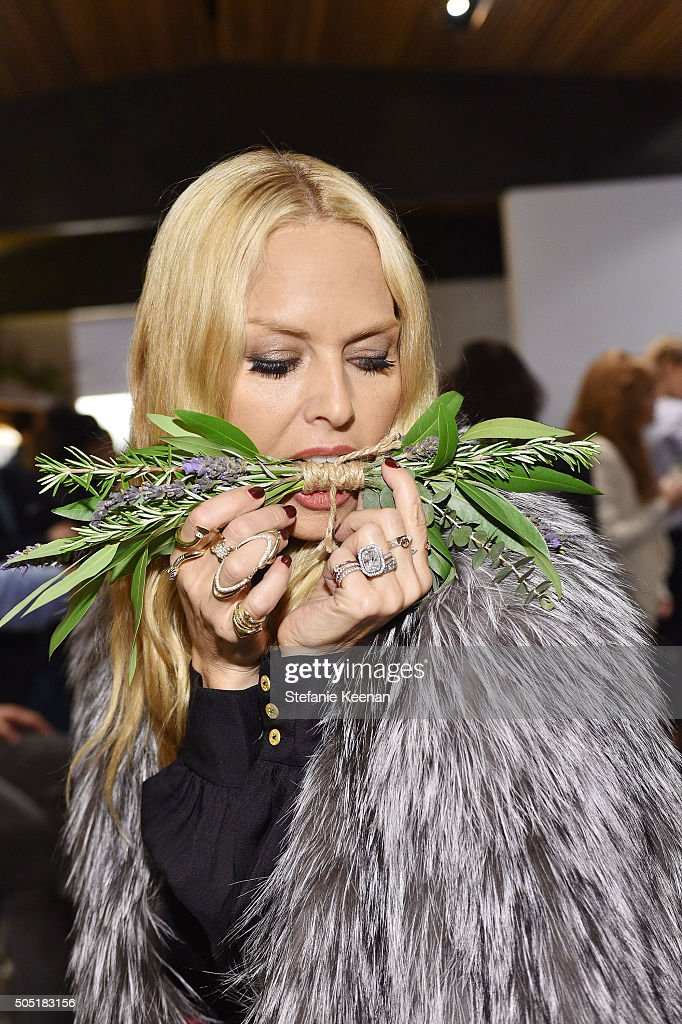 Rachel Zoe attends Jenni Kayne and Martha Stewart celebrate Martha Stewart Living's 25th Anniversary Issue at Jenni Kayne Boutique on January 15, 2016 in West Hollywood, California.