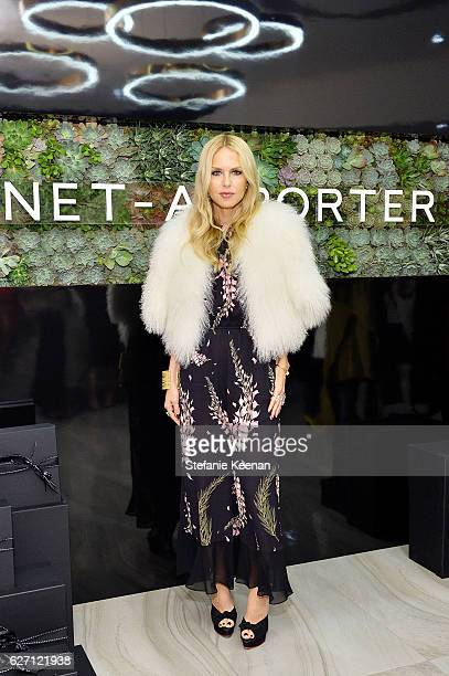 Rachel Zoe attends NETAPORTER New Designers Cocktail on December 1 2016 in Los Angeles California