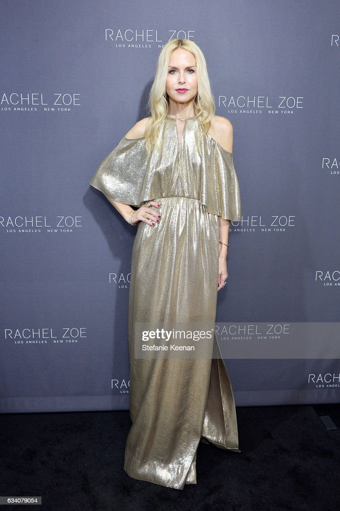 Rachel Zoe attends Rachel Zoe's Los Angeles Presentation at Sunset Tower Hotel on February 6, 2017 in West Hollywood, California.