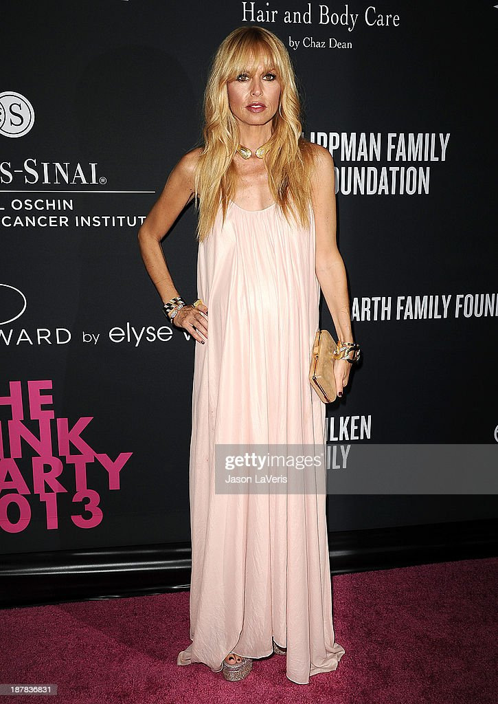 Rachel Zoe attends the 2013 Pink Party at Hangar 8 on October 19, 2013 in Santa Monica, California.