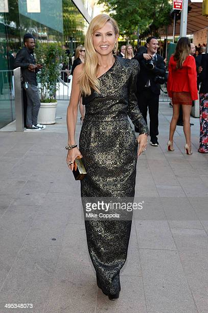 Rachel Zoe attends the 2014 CFDA fashion awards at Alice Tully Hall Lincoln Center on June 2 2014 in New York City