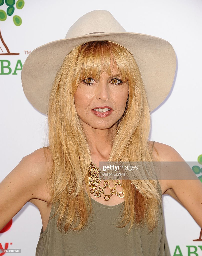 Rachel Zoe attends the Baby2Baby Mother's Day garden party on April 27, 2013 in Los Angeles, California.