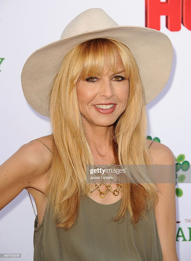Rachel Zoe attends the Baby2Baby Mother's Day garden party on April 27 2013 in Los Angeles California