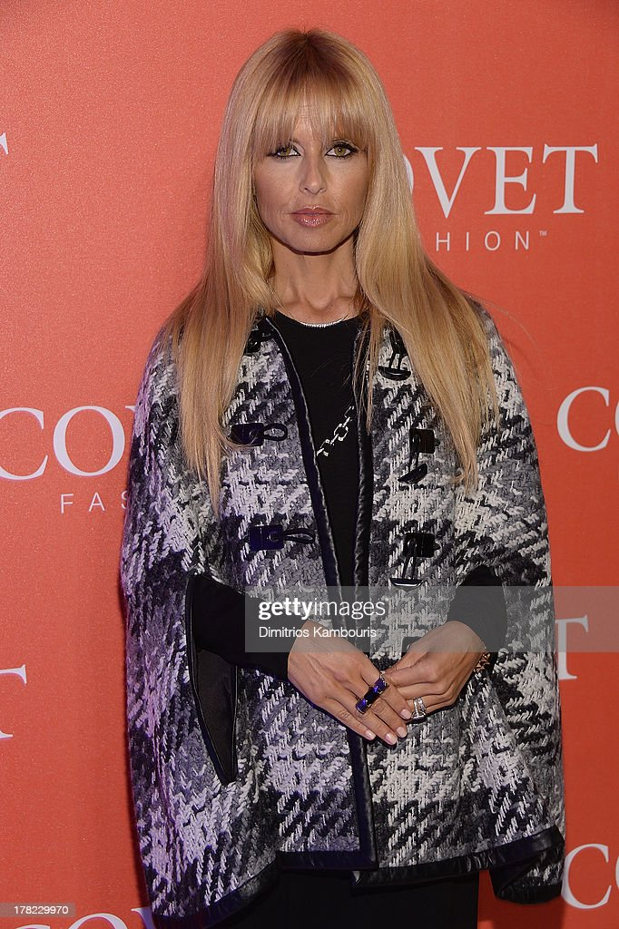 Rachel Zoe attends the COVET Fashion Launch Event at 82 Mercer on August 27, 2013 in New York City.