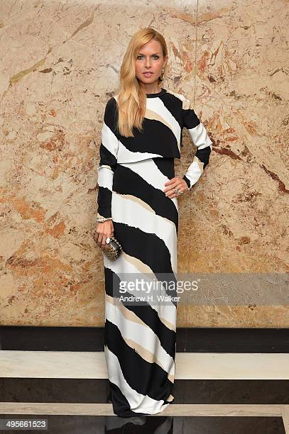 Rachel Zoe attends the Gucci beauty launch event hosted by Frida Giannini on June 4 2014 in New York City