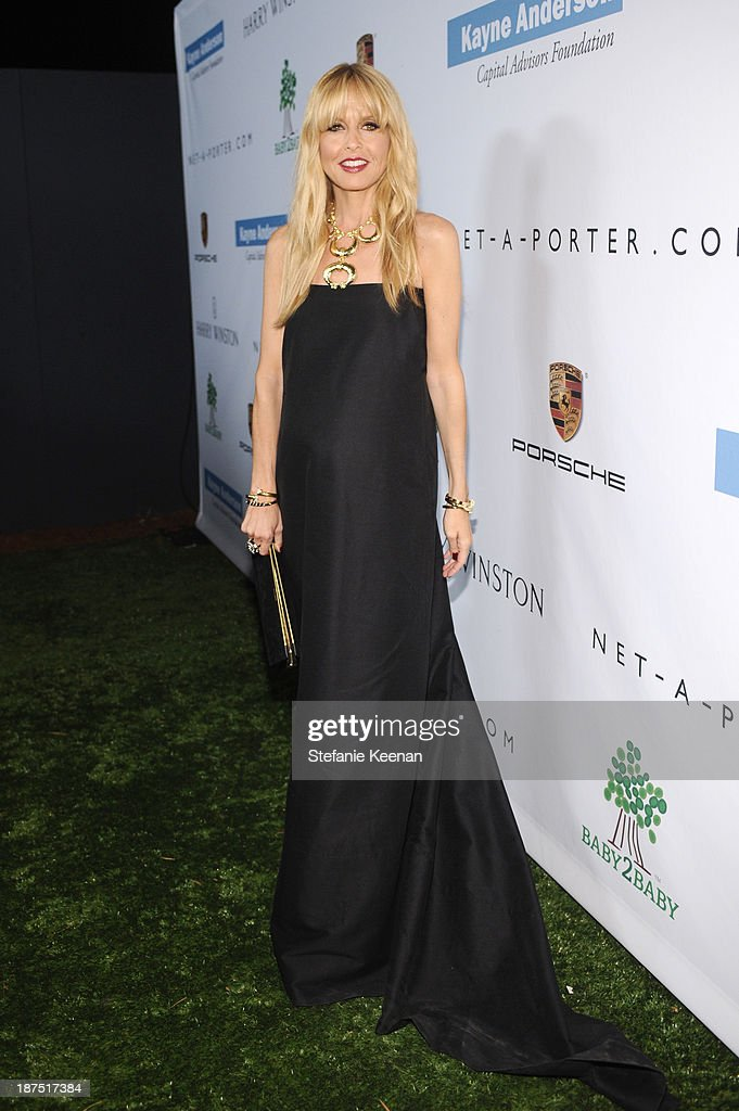 Rachel Zoe attends the second annual Baby2Baby Gala, honoring Drew Barrymore, at Book Bindery on November 9, 2013 in Culver City, California.