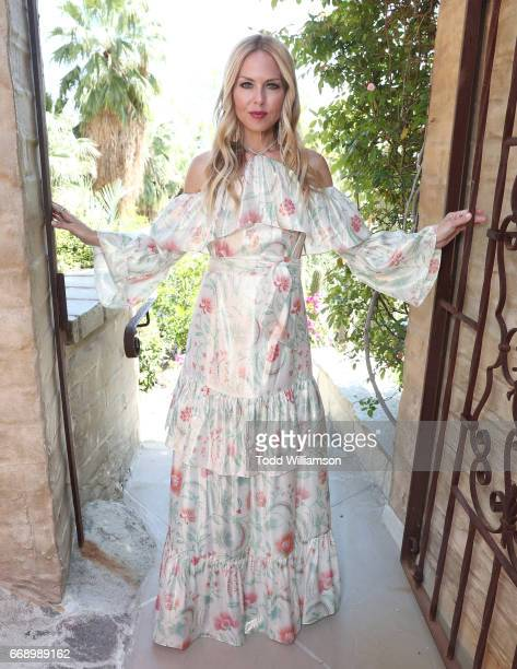 Rachel Zoe attends The Zoe Report's ZOEasis on April 15 2017 in Palm Springs California