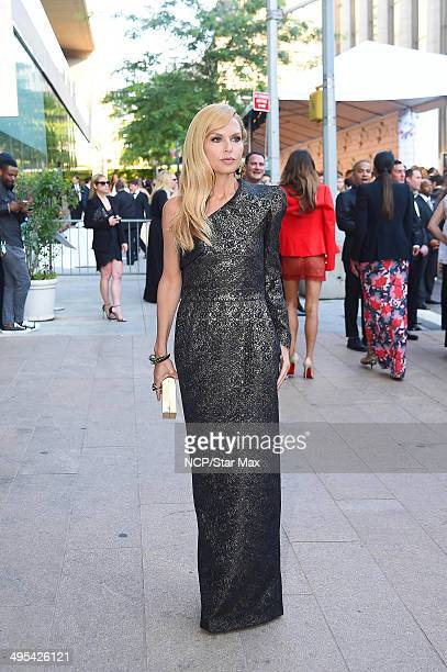 Rachel Zoe is seen on June 2 2014 arriving at The 2014 CFDA Fashion Awards in New York City