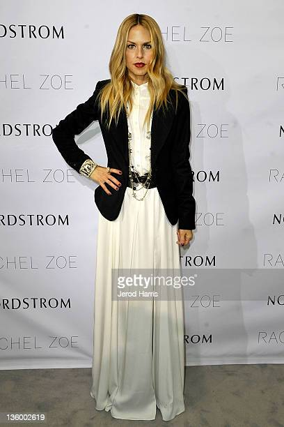 Rachel Zoe presents her Spring 2012 collection at exclusive Nordstrom Fashion Valley cocktail party at Nordstrom Fashion Valley on December 15 2011...