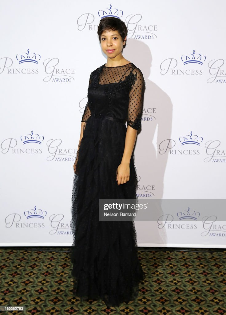 Rachelle Anais Scott attends the 2013 Princess Grace Awards Gala at Cipriani 42nd Street on October 30, 2013 in New York City.