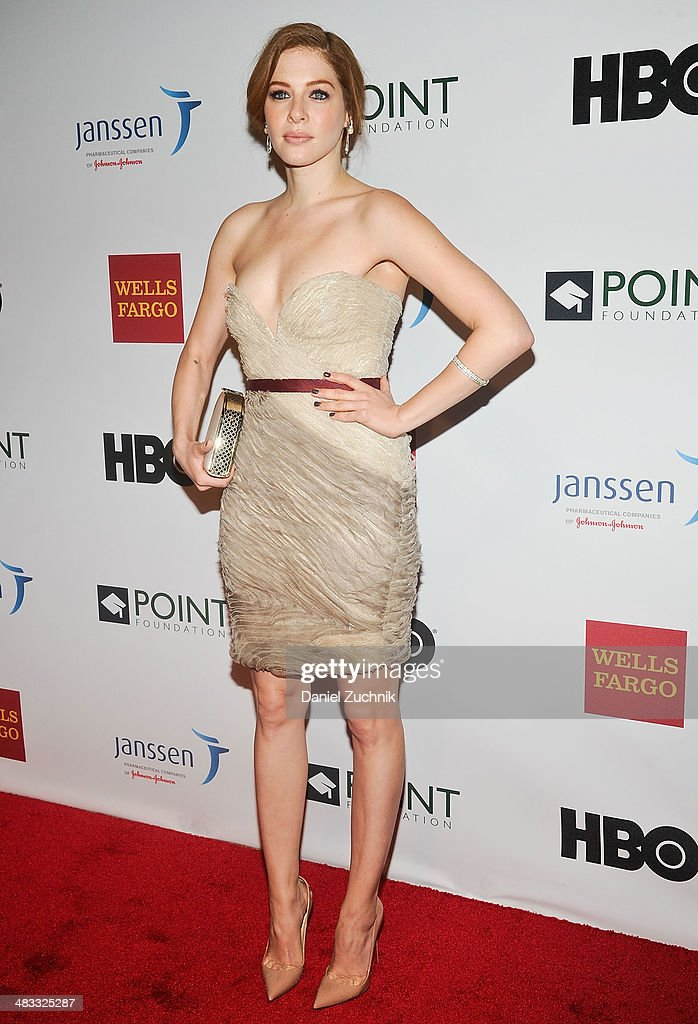 <a gi-track='captionPersonalityLinkClicked' href=/galleries/search?phrase=Rachelle+Lefevre&family=editorial&specificpeople=2538883 ng-click='$event.stopPropagation()'>Rachelle Lefevre</a> attends the 2014 Point Honors New York gala at New York Public Library on April 7, 2014 in New York City.