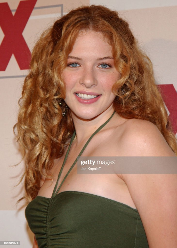 Rachelle Lefevre during 2004 Fox Fall Season Party at Central in West Hollywood, California, United States.