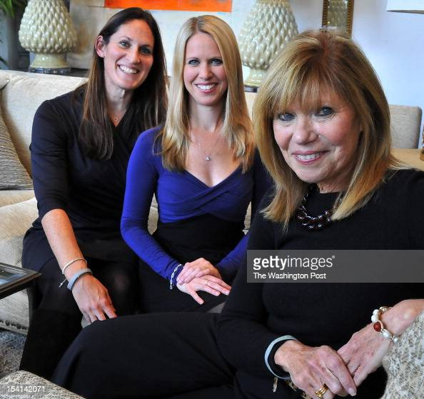 Rachelle Roth® founder and Owner of Urban Country furniture store with her daughters Sascha Roth and Jillian Roth© who help run the family business...