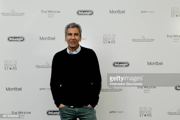 Rachid Bouchareb attends the 'Two Men in Town' photocall at the Berlin Movie Stars Lounge on day 3 during the 64th Berlinale International Film...