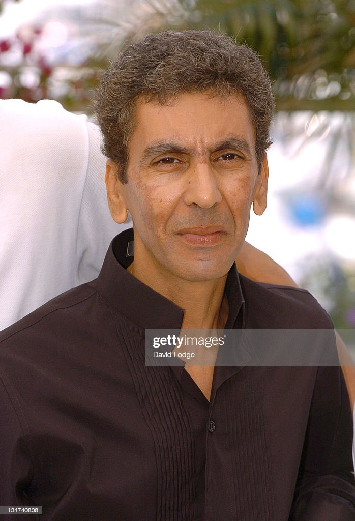 Rachid Bouchareb during 2006 Cannes Film Festival - 'Indigenes' Photocall at Palais des Festival in Cannes, France.