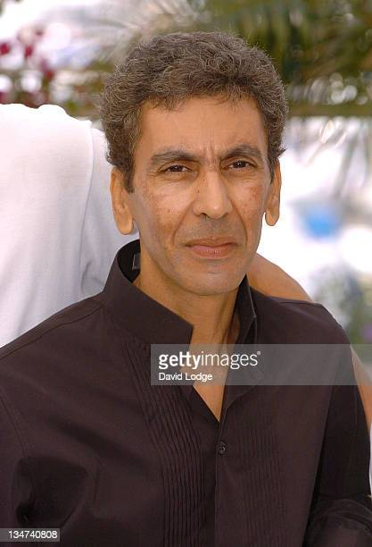 Rachid Bouchareb during 2006 Cannes Film Festival 'Indigenes' Photocall at Palais des Festival in Cannes France