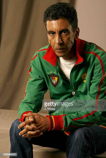 Rachid Bouchareb during 31st Annual Toronto International Film Festival 'Days of Glory ' Portraits at Portrait Studio in Toronto Ontario Canada