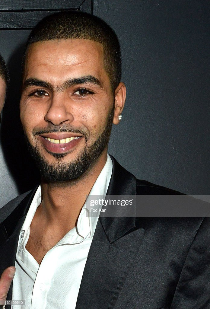 Rachid Debbouze (brother of Jamel Debbouze) attends the Cesar Film Awards 2013 after party at the Club 79 on February 22, 2013 in Paris, France.