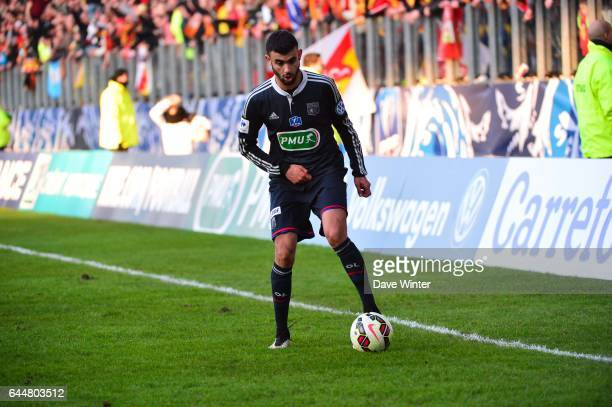 Rachid GHEZZAL Lens / Lyon Coupe de France Photo Dave Winter / Icon Sport