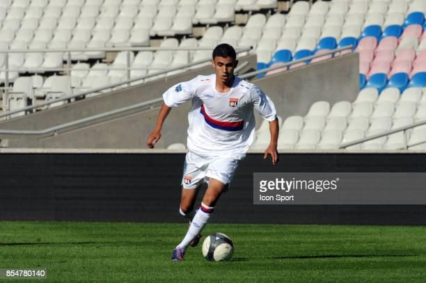 Rachid GHEZZAL Lyon / Le Havre Finale du championnat des reserves professionnelles Stade Gerland