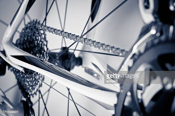 Racing Bicycle Detail