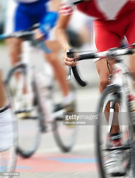 Racing Bike. Color Image