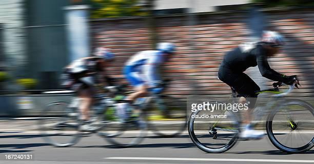Vélo de course. Image en couleur