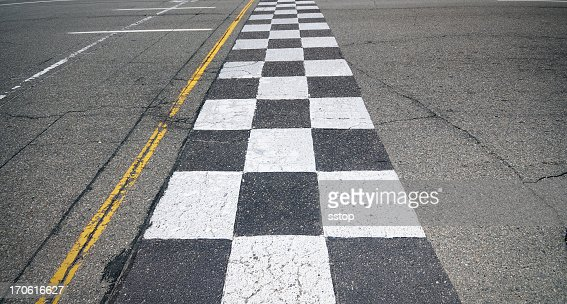 Racing Finish-Line