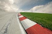 Racing Right Turn