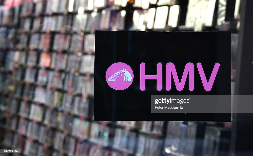 Racks of CDs are displayed for sale at the HMV music and video shop in Piccadilly on January 15, 2013 in London, England. Management have announced that administrators have been called in which may put the 4350 staff at risk. HMV was founded in 1921 has 239 stores in the UK and the Republic of Ireland and has struggled to compete against online retailers.