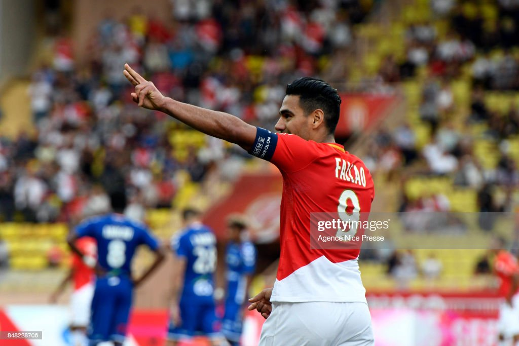 AS Monaco v Strasbourg - Ligue 1 : News Photo