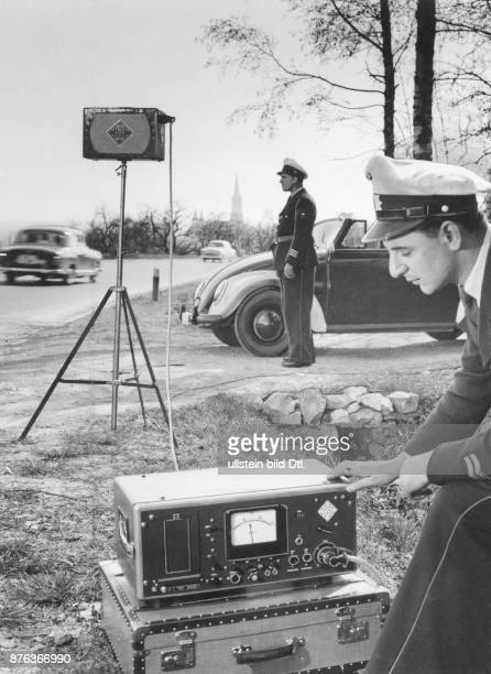 radar control of the police