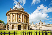 'Radcliffe Camera, Oxford'