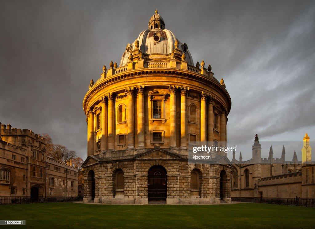'Radcliffe Camera, Oxford University'