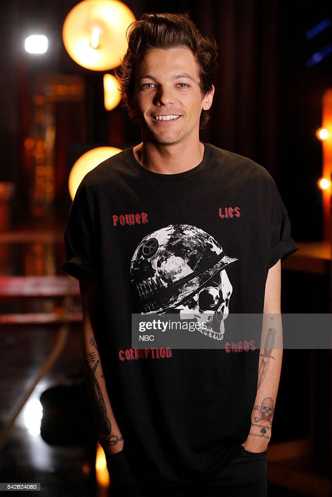S GOT TALENT -- 'CBS Radford Auditions' -- Pictured: Louis Tomlinson --